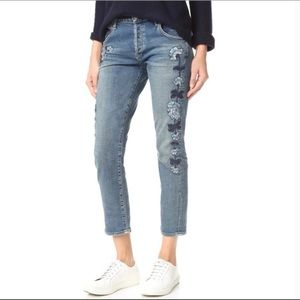 Citizens of Humanity Petite Emerson Boyfriend Jean